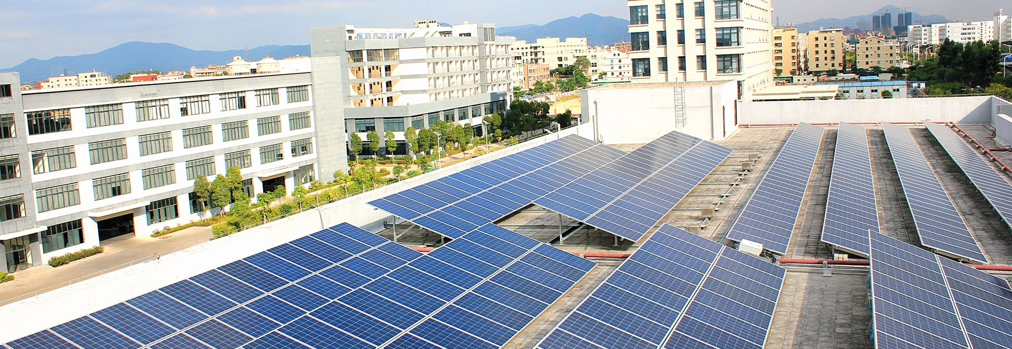 Clenergy Technology Park Solar Rooftop Project