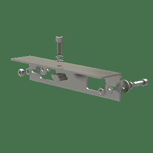 AB-SR IS 260 Angle Bracket for Isolator Shade, 260 mm Length