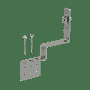 Tile Interface-Side mount ER-I-26 with 6.3X65 screws