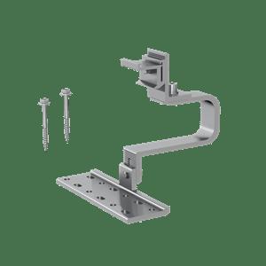 Tile Interface ezclick Connection for ECO-Rail ER-I-41 EZC ECO 120 mm Horizontal Arm