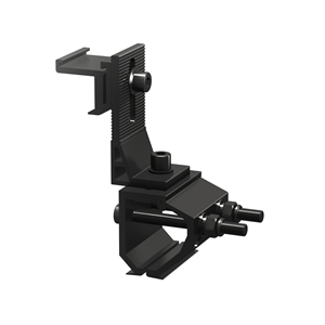 Universal Klip-lok Interface pre-assembly with Tin Interface A with ezClick module, Black Anodized ER-I-34 05A EZC BA