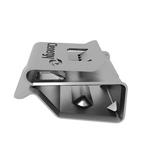 Universal Cable Clip for PV Panels for Holding 2 Cables EZ-CC-PV/2