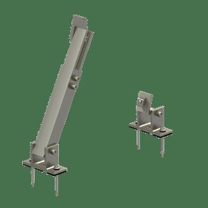 Adjustable Tilt Legs, Preassembly ER-TL-10 15 PS, ER-TL-15 30 PS