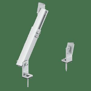 Adjustable Tilt Legs with L-feet, Preassembly TL-10 15 L PS, TL-15 30 L PS