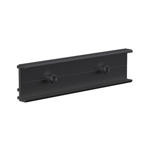 Splice for ECO-Rail, (Black Anodized AA10)